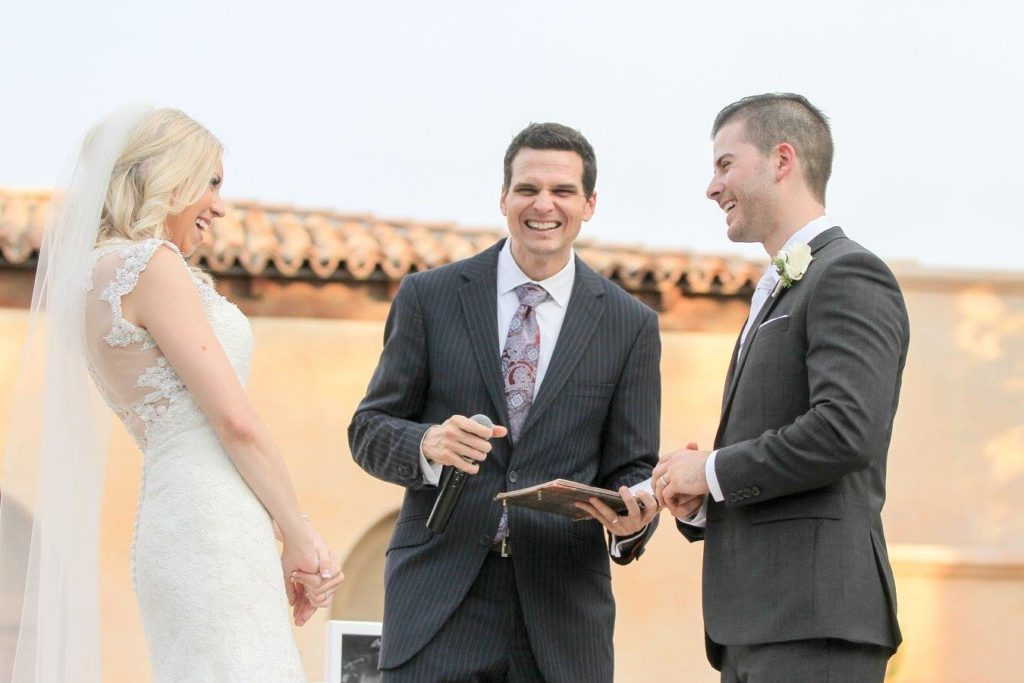 How To Officiate A Wedding Matt S Wedding Ceremonies
